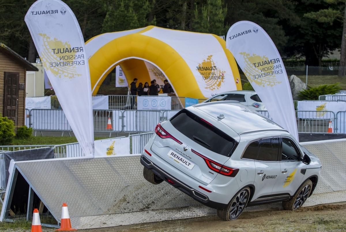 Renault Passion Experience, el evento del motor del año en Galicia