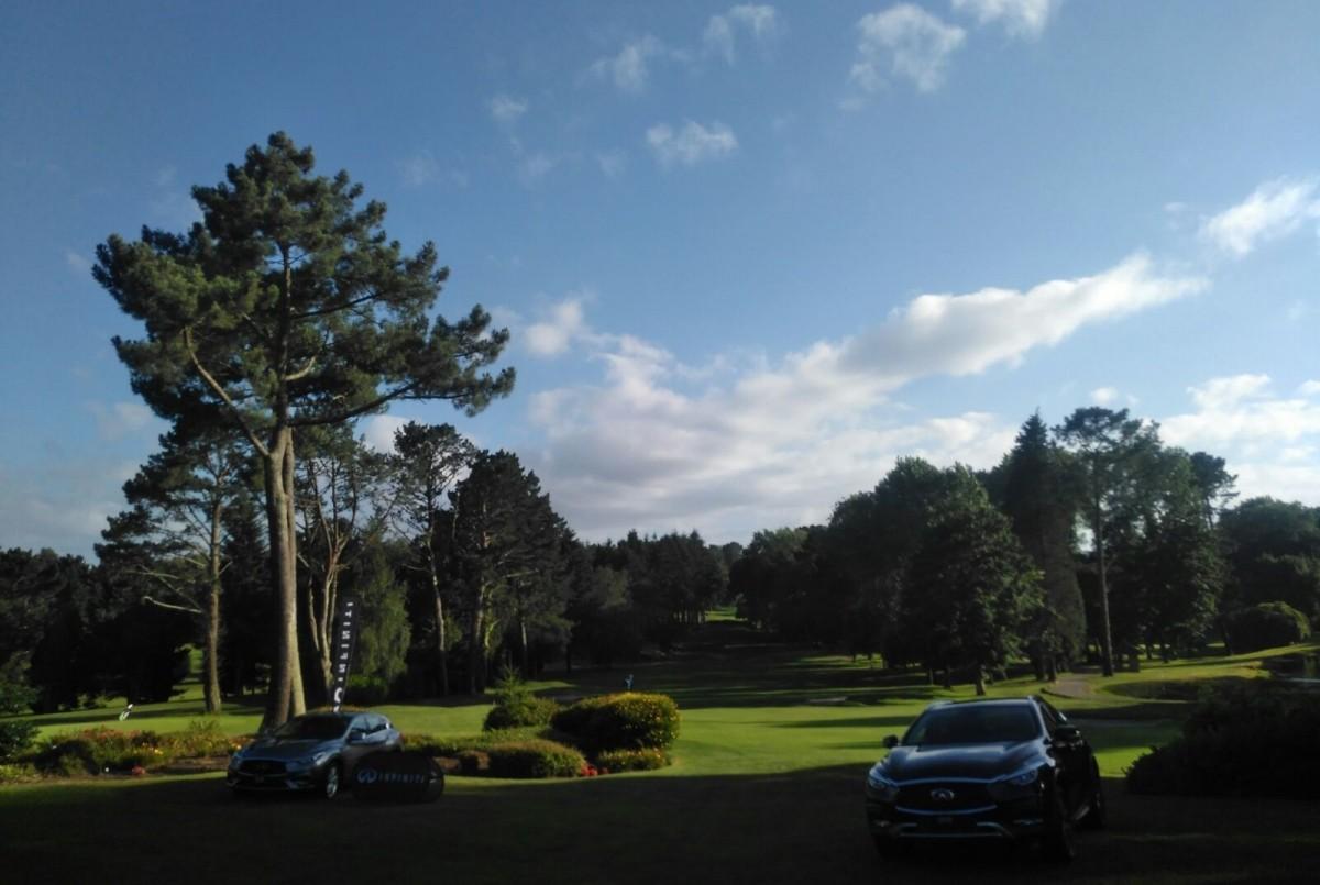 Caeiro Premium e Infiniti patrocinadores torneo TOp10 SUMMUM  en el Club de Golf de A Coruña