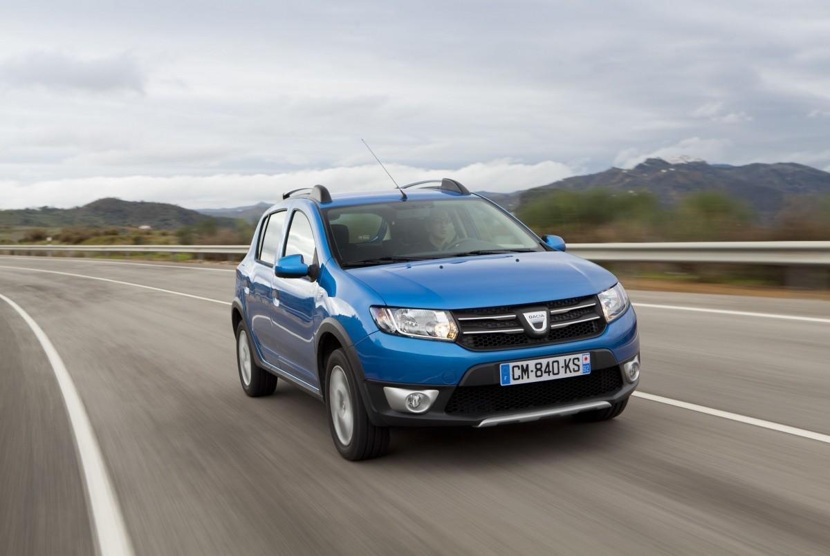 Dacia Sandero vehículo más vendido en España entre particulares en Julio