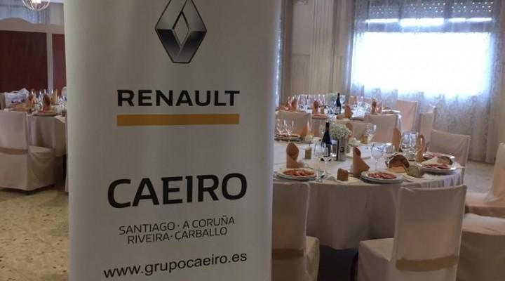 Grupo Caeiro en la convención de la Asociación Provincial de Autoescuelas de A Coruña