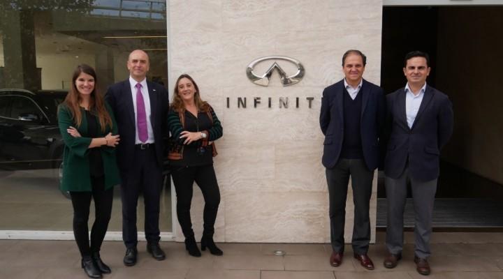 INFINITI presenta su Gama ECO en CAEIRO PREMIUM