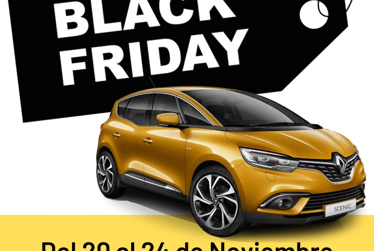 ¡Llegó el Black Friday 2018 a Grupo Caeiro