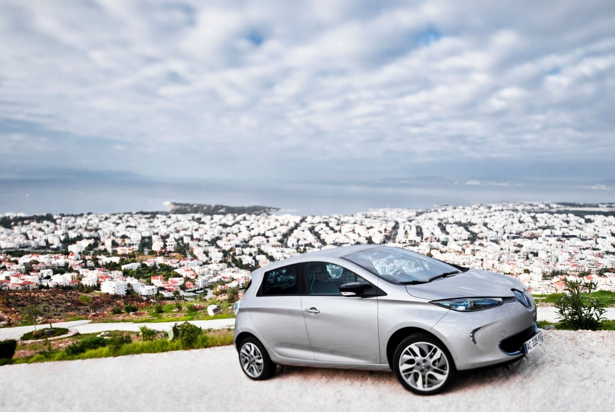 Renault, lider en ventas de vehículo eléctrico en 2018 en España