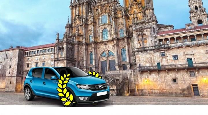 Dacia Sandero, el coche más vendido a particular en Galicia en 2018