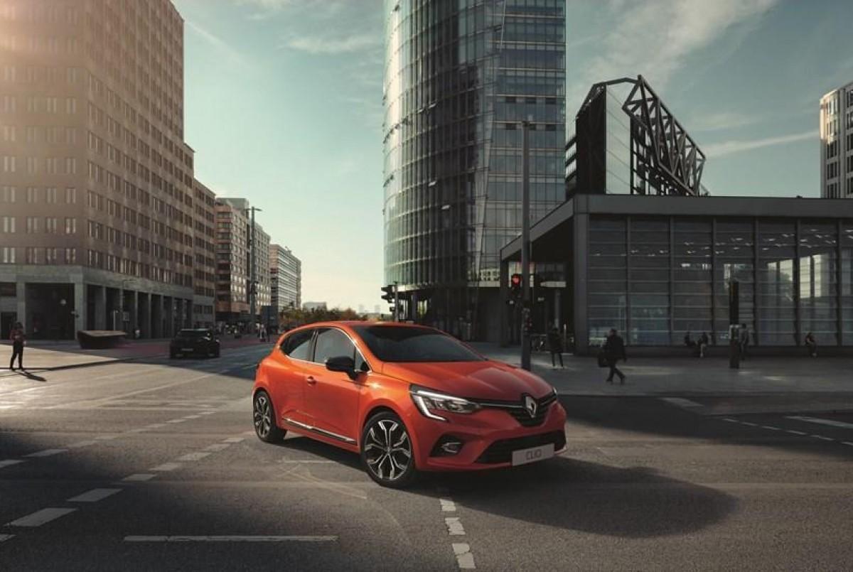 Renault presenta el Nuevo Clio 2019, la quinta generación de un icono