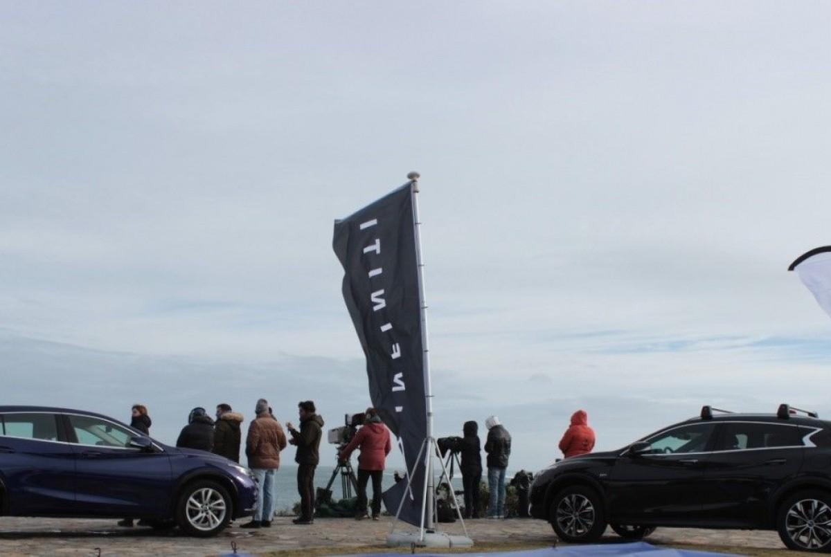 Caeiro Premium e Infiniti España impulsan la I edición de Illa Pancha Challenge
