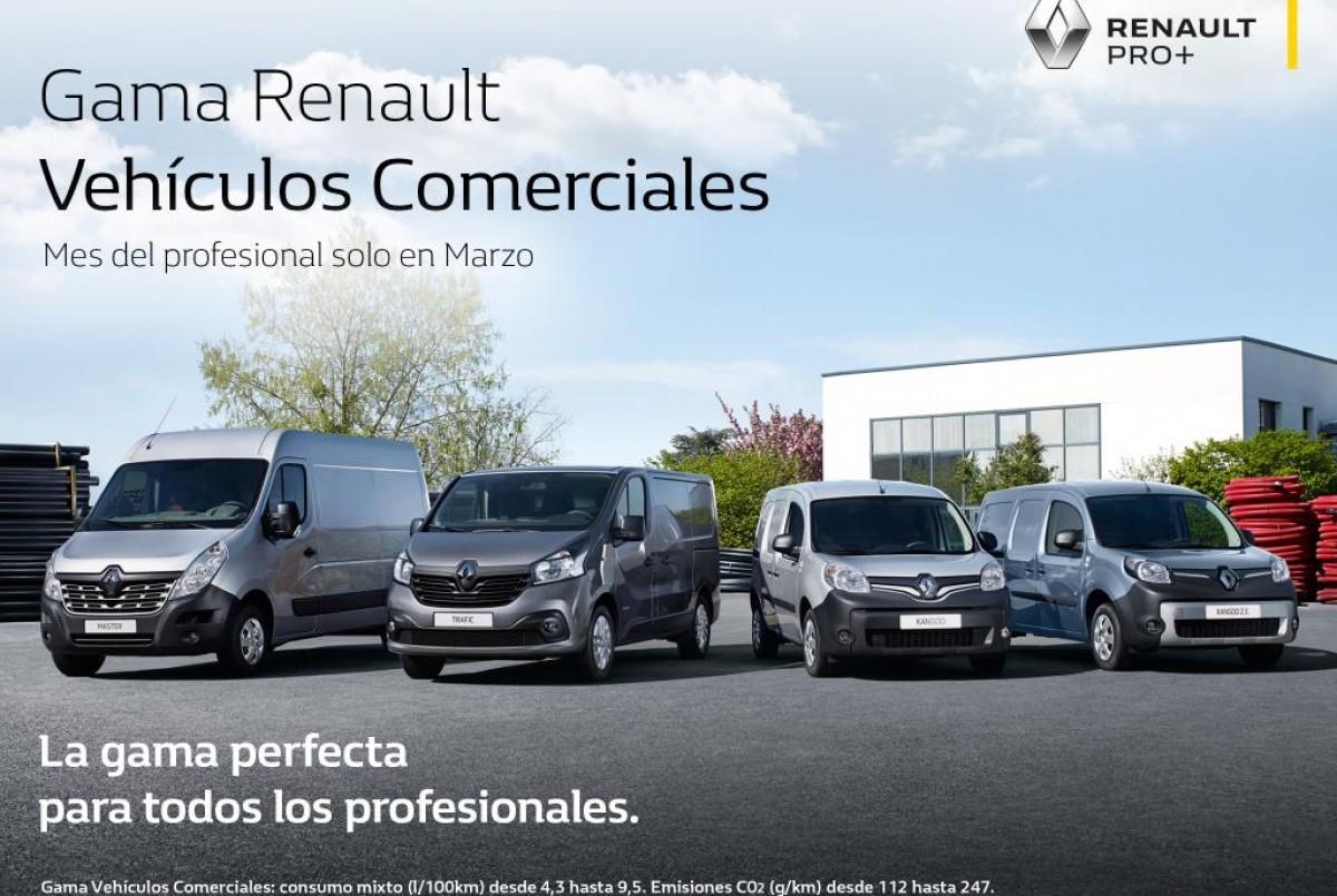 Marzo es el Mes del Profesional en Renault Caeiro