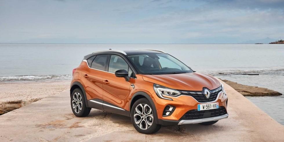 Nuevo Renault en Caeiro en la provincia de A Coruña