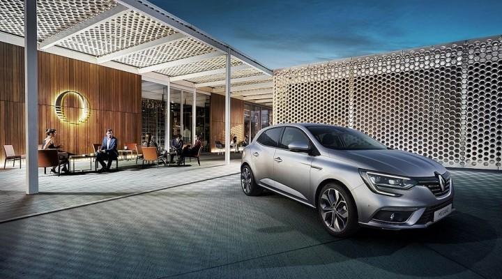 Súper oferta Renault Megane Limited+ en Junio