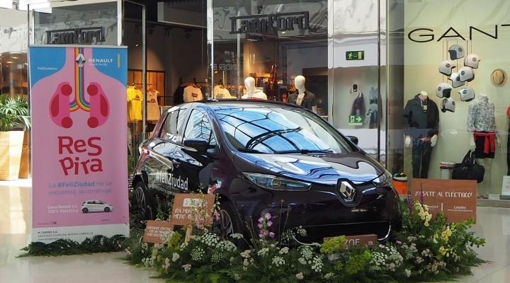 El Renault ZOE se suma al Día Mundial del Medio Ambiente