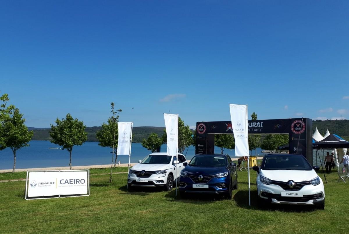 Renault Caeiro patrocinador oficial de la Carrera Samurai Xtreme Race