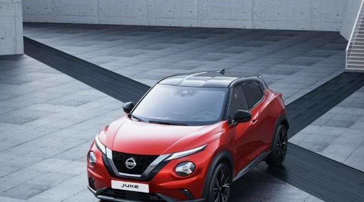 Llega el nuevo Nissan Juke a Nissan Caeiro Rey
