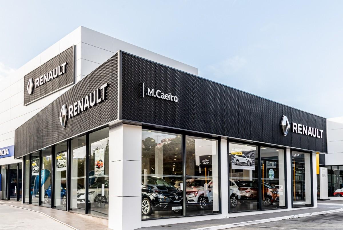 Pide cita en Renault Caeiro