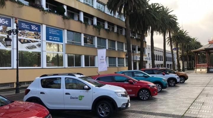 Renault Caeiro en la 49ª Convención Internacional de Autoescuelas