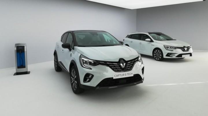 Captur y Mégane E-Tech ¡llegan los primeros híbridos enchufables de Renault!