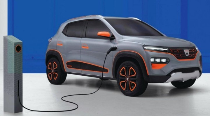 Dacia Spring: así será el eléctrico más asequible del mercado