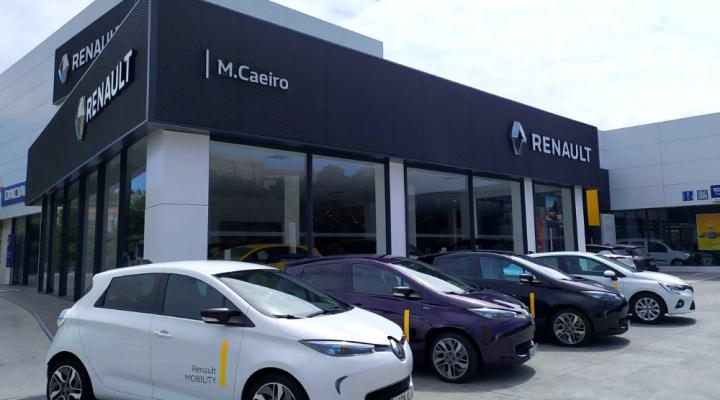 M. Caeiro lanza un proyecto piloto de carsharing en A Coruña de la mano de Renault Mobility