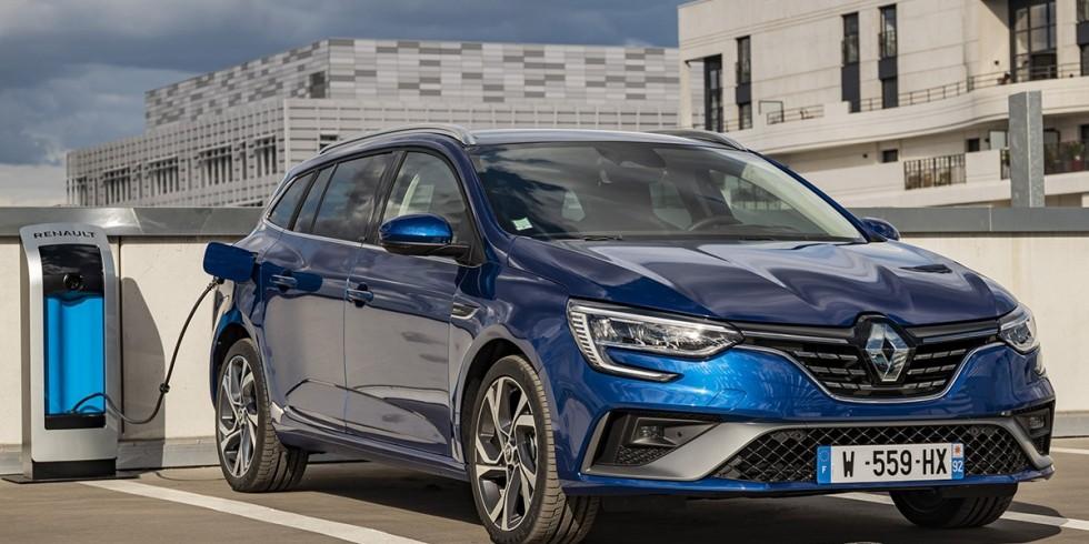 Renault Megane E-TECH en Renault Caieor (Galicia)