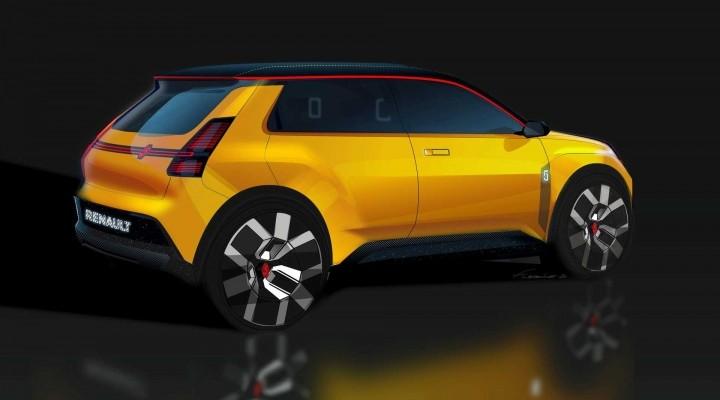 Renault 5 Prototype: el renacimiento de un coche de culto