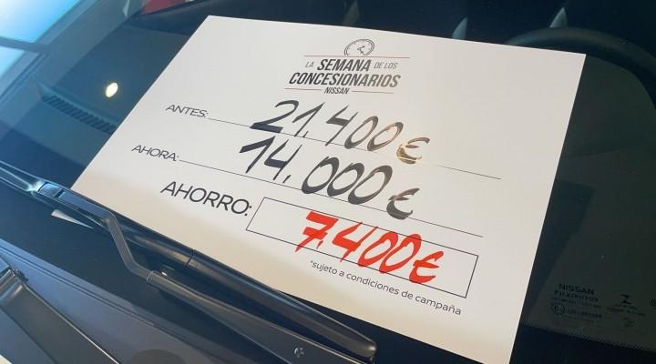 ¡Llega la Semana de los concesionarios Nissan con los mejores descuentos!