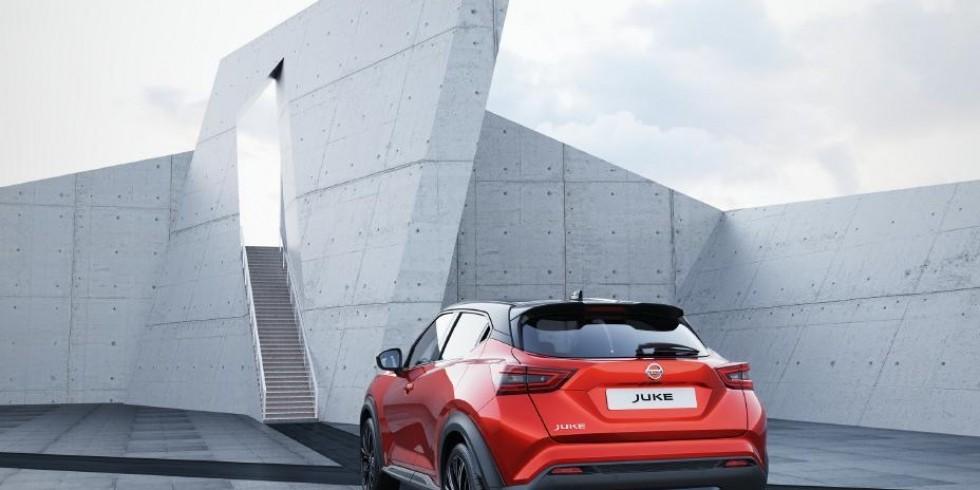 Nissan Juke Santiago Caeiro Rey