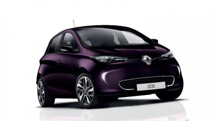 Más potencia para el Renault ZOE: hasta los 110CV